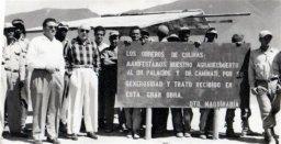 Personal de la constructora de Colinas de Bello Monte. | Foto: Rosendo Reglá Casals (1927-1999)