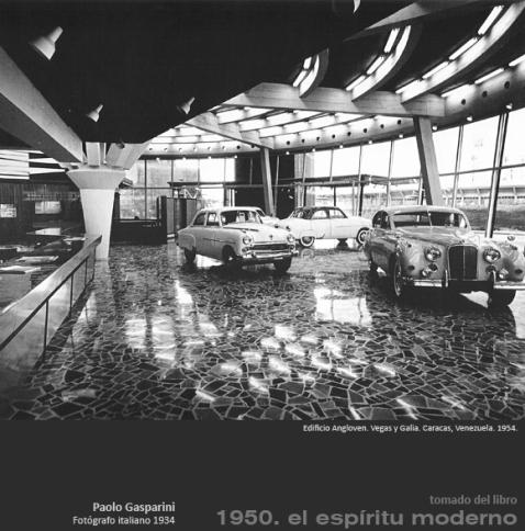 Edificio Angloven. Foto: Estudio Arquifoto