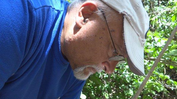 Pablo Olivares vecino y activista comunitario de Colinas de Bello Monte